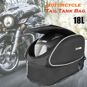 New Tail Bag Adult And Free Extra Full Face Motorcycle Helmet Road Bike Motor