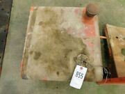 Allis Chalmers 170 Tractor Gas Tank W/ Cab And Sending Unit Tag 855