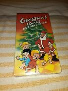 Christmas Comes But Once A Year Vhs Santa Claus Holidays Children Vintage 1936