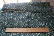 Vtg 40and039s 100 Cotton Doll Dress Quilt Fabric 36w 1800and039s Or 19c Pattern