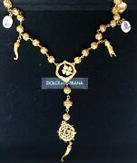 Collier Dolce And Gabbana Collana Charms