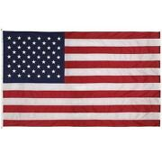 Huge Valley Forge Flags Nylon American Flag 30and039 X 50and039