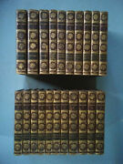 Plays And Poems Of William Shakespeare - Malone Boswell - 1821 3rd 21 Vols.
