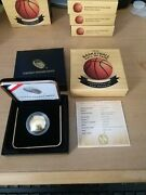 U.s. Mint Basketball Hall Of Fame 2020 Gold Proof Coin
