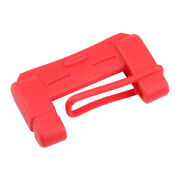 Car Safety Seat Belt Adjuster Buckle Anti-scratch Protector Case Shell Guard Ni