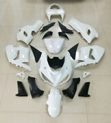 Motocycle Injection Bodywork Fairing Kit For Kawasaki Ninja Zx6r Zx636c 2005-06