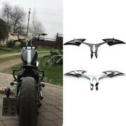 Motorcycle Mirrors For Harley Road Glide King Street Glide Touring Softail Dyna