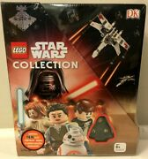 Lego Star Wars Collection With Limited Edition Emperor Palpatine Figure New Misb
