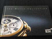 Watch Catalog / Catalogue Montres The Watch Collection 2006