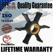 Water Pump Impeller 389589 18-3055 For Johnson Evinrude 40-50-55-60hp Outboard