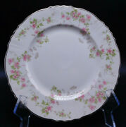 Set Of 4 Syracuse China Stansbury Dinner Plates Federal Shape 10 Wide
