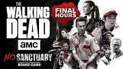 Walking Dead No Sanctuary Board Game Kickstarter Minis Ver And Exclusive Add Ons