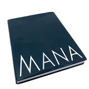 Mana Book By Richard Kerr New Zealand All Blacks Rugby Very Rare Limited Edition