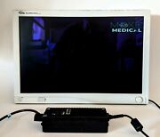 Stryker Wise 240030970 26 Hdtv Surgical Colored Display Flat Panel Monitor
