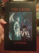 Rare The Crow J. Oand039 Barr Tpb 2nd Print Graphic Novel 1993 Kitchen Sink