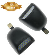 2x18 Led Smd License Plate Lights For 00-06 Yukon Tahoe Suburban Escalade In Hot