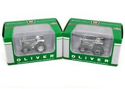 Speccast 164 Oliver 1950 El Toro And Mighty Tow Chrome Special Edition Nib