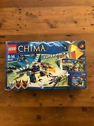Lego 66450 Chima 3in1 Sets 700007000170003 New But Damaged Box
