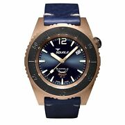 Squale Cassabronb.ps 500 Meter Swiss Automatic Dive Wristwatch Bronze