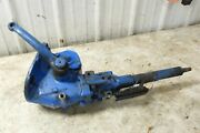 62 - 65 Early Ford 4000 Tractor 801 901 Power Steering Gear Box Stem Assembly