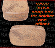 Ww2 Rkka Soap Box For Soldier And Officer