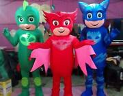 New Special 3 Heroe Mask Mascot Costume Figure Character Special Price 3 Costume