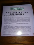 Horror Collection - Mill Creek - Disc 16 - Dead Men Walk/the Mad Monster And More