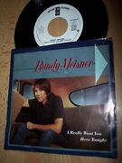 Nm 1978 Randy Meisner Eagles I Really Want You Here Demo 7 45rpm W/pic Slv