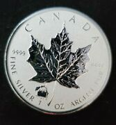 25 Count Roll Of 2012 Canadian 1 Oz .9999 Rp Silver Maple Leafs. Titanic Privy