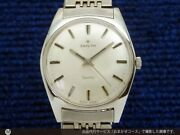 Zenith Sporto Center Second Silver Dial Cal.2542 Manual Vintage Watch 1960and039s