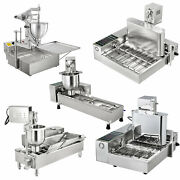 Commercial Donut Maker Donut Fryer Commercial Automatic And Manual Donut Machine