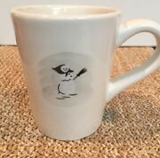 Williams Sonoma Lady Snowman Mug Coffee Cup_xmas Holiday_hat Scarf_sold Out