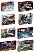 Lego Star Wars X-wing Collection