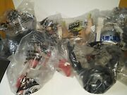 Star Wars Episode 1 Taco Bell Kfc Pizza Hut Cup Top Lot Of 6 1999 Rare Sealed