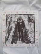 Lou Reed Magic And Loss Lp Signiert Autogramm Signed Autograph Inperson
