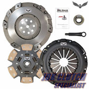 Jd Stage 3 Clutch Kit+ [hd] Flywheel For 1991-1999 Mitsubishi 3000gt Non-turbo