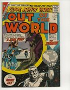 Out Of This World 14 Vf- Very Fine- Early Silver Age Charlton Comics 1959