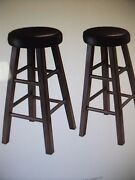 Winsome Wood Marta Assembled Round Counter Stool - Local Pick Up In Nj