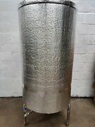750l Hot Liquor Tank Hlt For Micro Brewery Inc Full Insulation And Temp Control