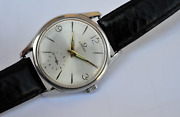 Vintage Omega Military 2639-13 Stainless Steel Manual Wound Cal. 266 Case 36mm