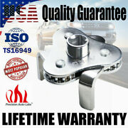Universal 2 Way 3 Jaw Oil Filter Wrench Removal Tool Fully Adjustable Heavy Duty
