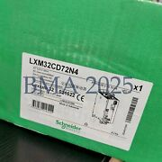 1pc Brand New Schneider Model Lxm32cd72n4 1 Year Warranty Expedited Delivery