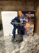 Mindzeye Gears Of War Marcus Fenix Sdcc Final Hope Variant Statue Limited 20/100