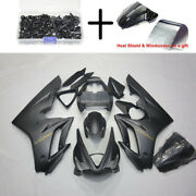 Motocycle Black Painted Fairing Kit For Triumph Daytona 675 2006-2008 Bodywork