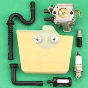 Carburetor Fuel Line Filter For Stihl Ms340 Ms360 360pro Ms350 034 036 Chainsaw