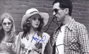 Robert De Niro And Jodie Foster - Taxi Driver 12 X 16 Genuine Signed Autograph