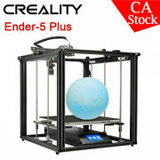 Us Creality Ender 5 Plus 3d Printer Bl-touch Auto Leveling Meanwell Power Supply