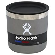 Hydroflask Hydro Flask Rocks Cup Graphite 10oz Insulated Cup