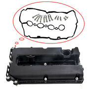 Engine Valve Cover And Gasket And Bolts Fit Chevrolet Cruze Sonic 1.8l L4 55564395