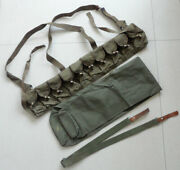 Chinese Army Type 56 Sks Sling Sks Ammo Pouch Chest Rig 56 Sks Bag Pack Cover